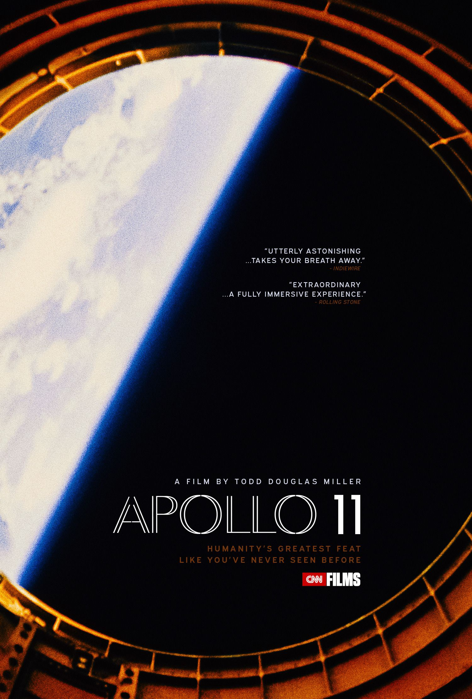 Apollo 11 2019 Humanity's greatest feat like you've never seen before - poster