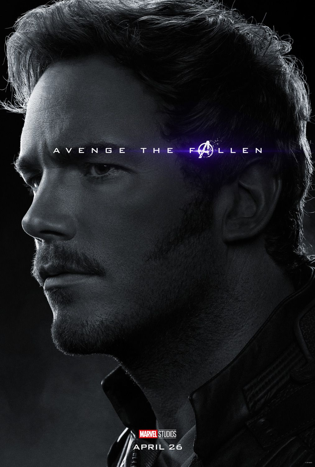 Chris Pratt as Peter Quill Star-Lord