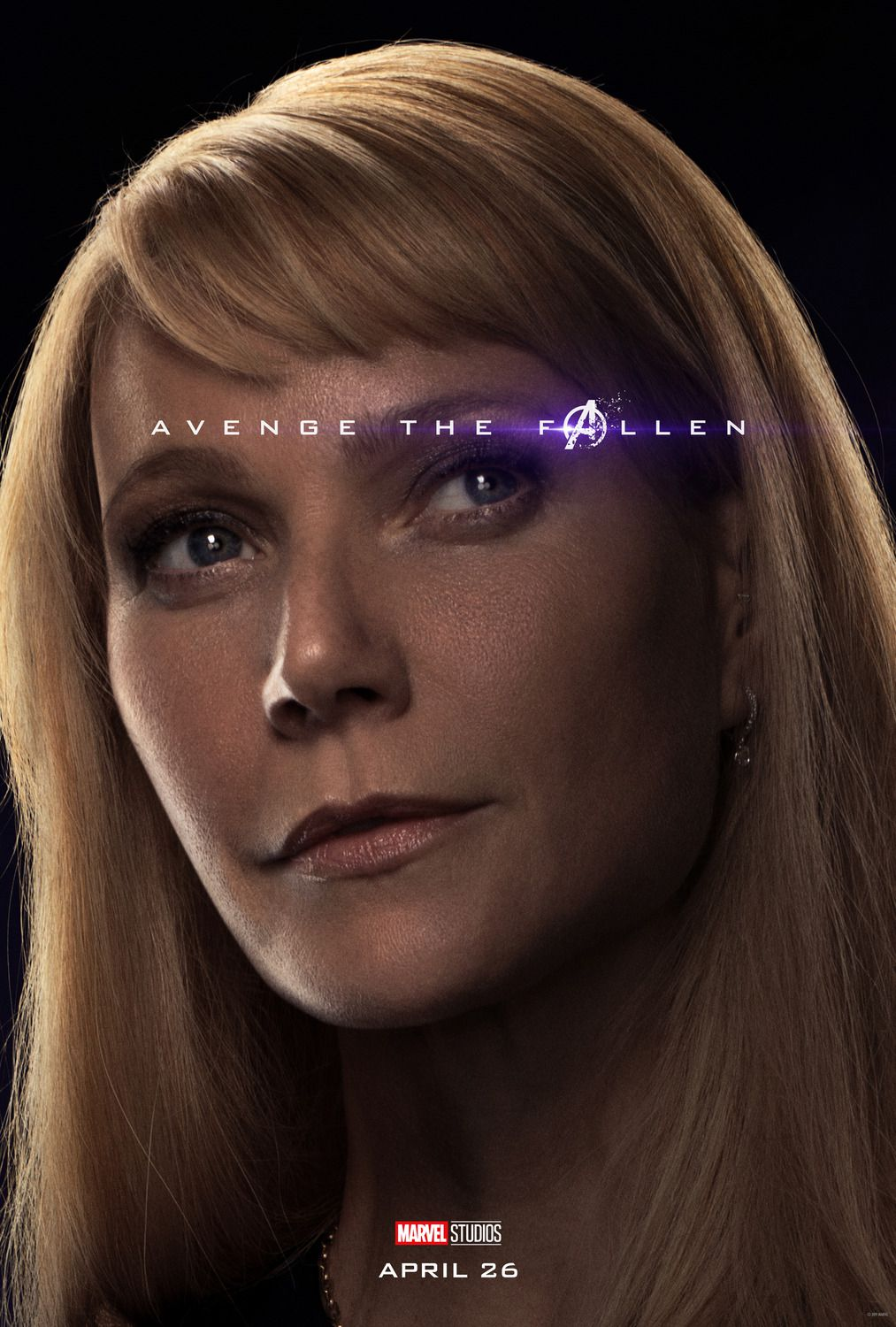 Gwyneth Paltrow as Virginia Pepper Potts