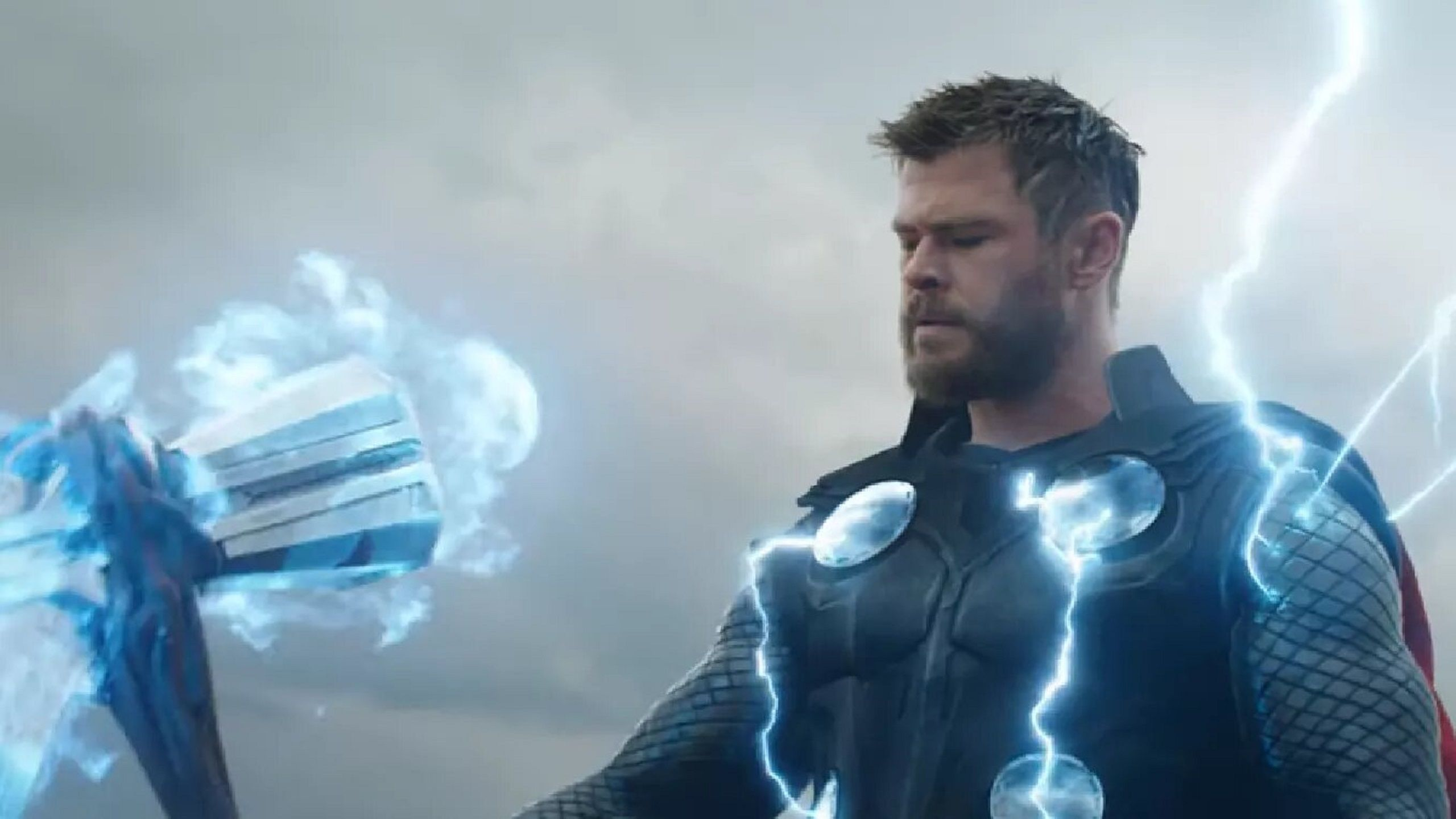 Avengers Endgame 2019 Thor power