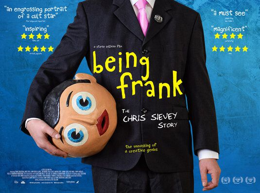 Being Frank The Chris Sievey Story (2019)