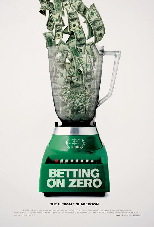Betting on Zero (2016)