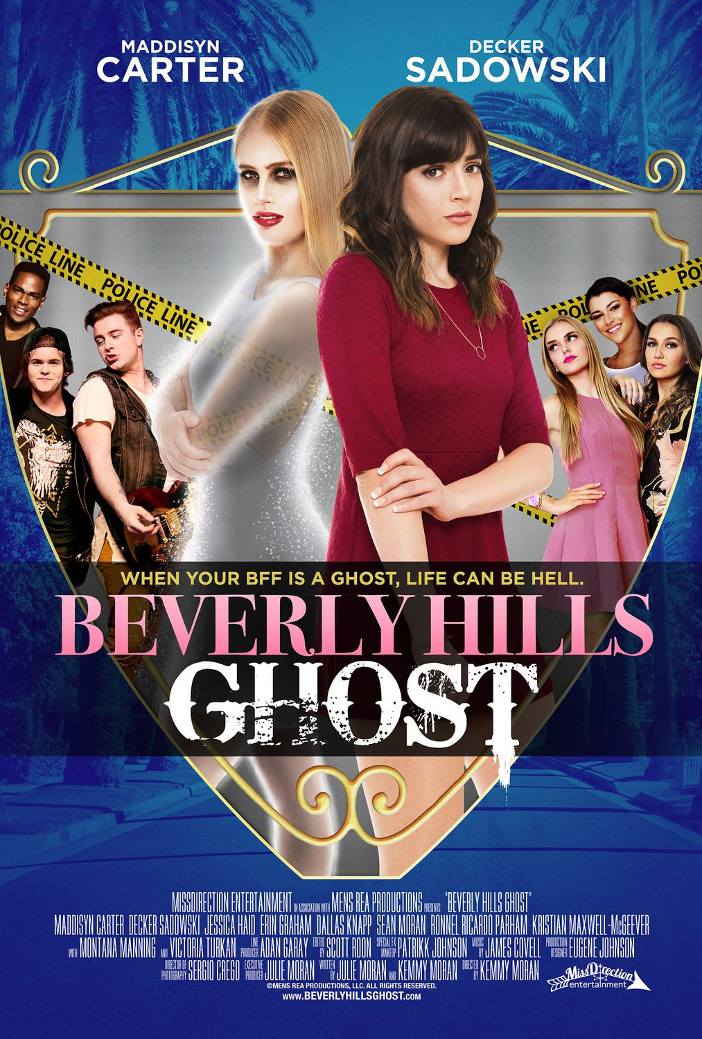 Beverly Hills Ghost (2018)