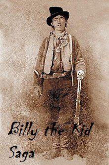 Billy the Kid Saga