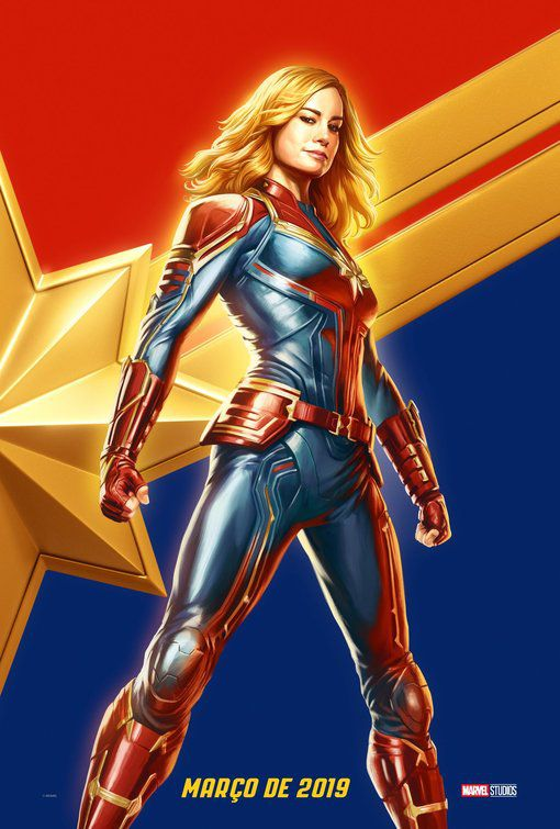 Captain Marvel (live action 2019)