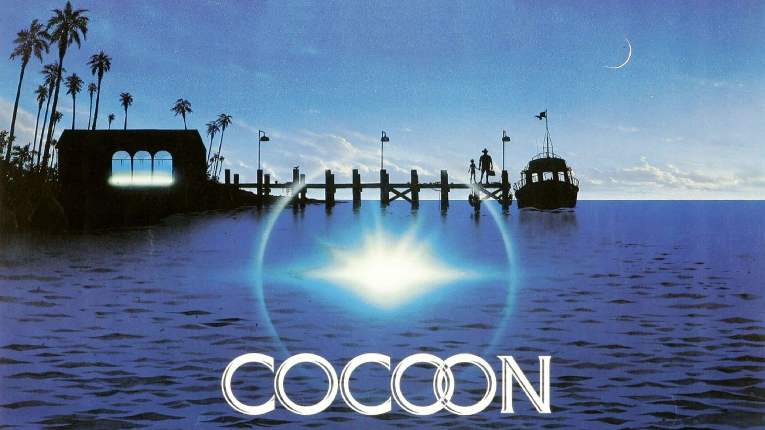 Cocoon 1985 wallpaper and poster
