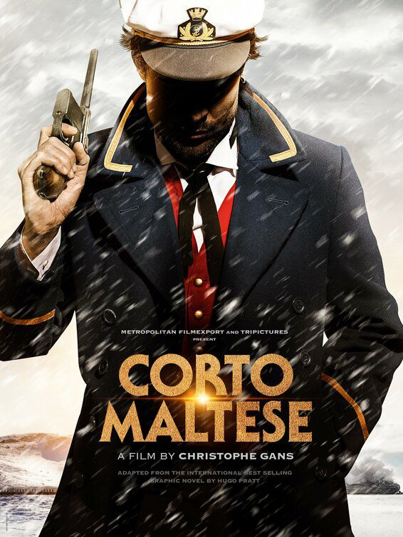 Corto Maltese (live action 2019)