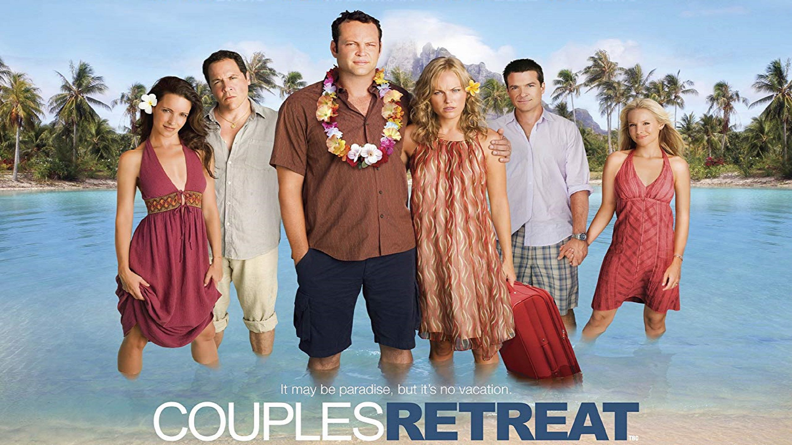Couples Retreat (2009) wallpaper and poster