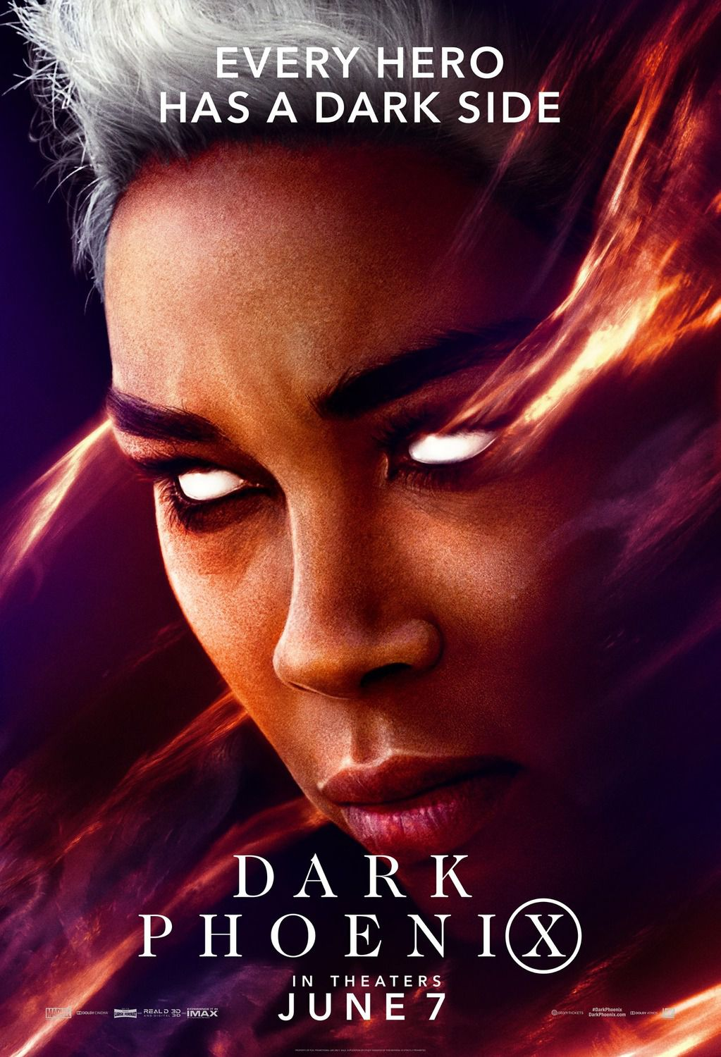 Alexandra Shipp as Tempest
