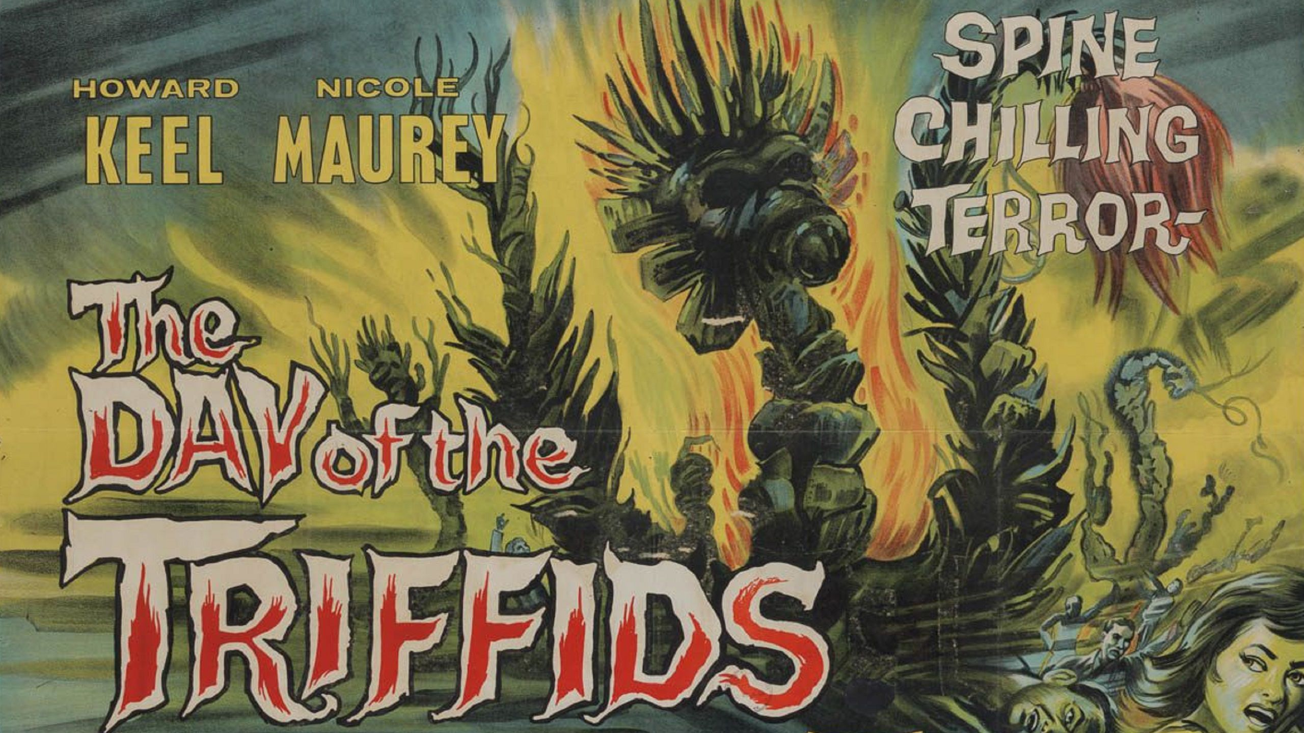 Day of the Triffids - Il Giorno dei Trifidi (1963)