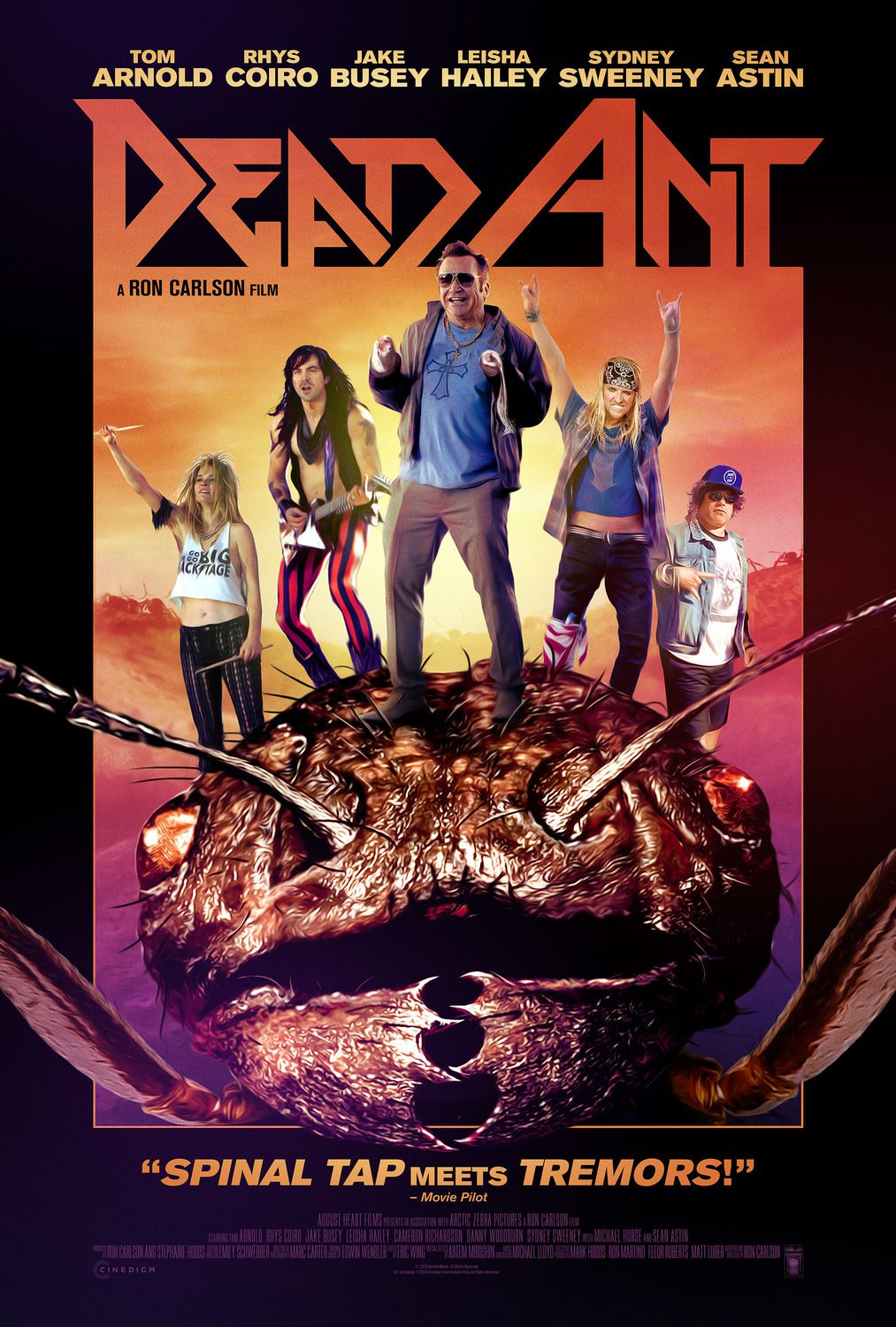 Dead Ant (2019)