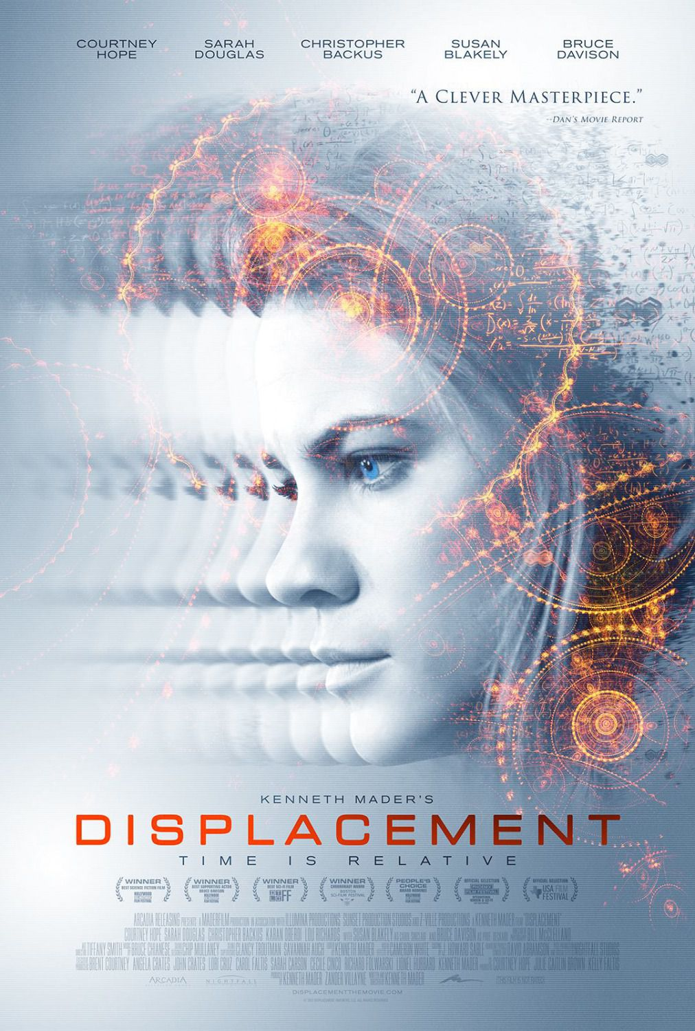Displacement (2017) math