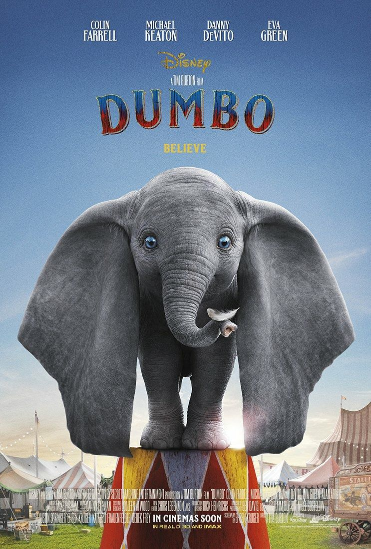 Dumbo live action 2019