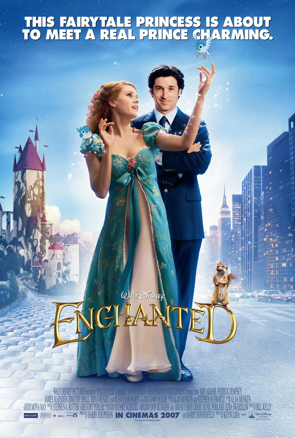 Come d'Incanto - Enchanted (2007)