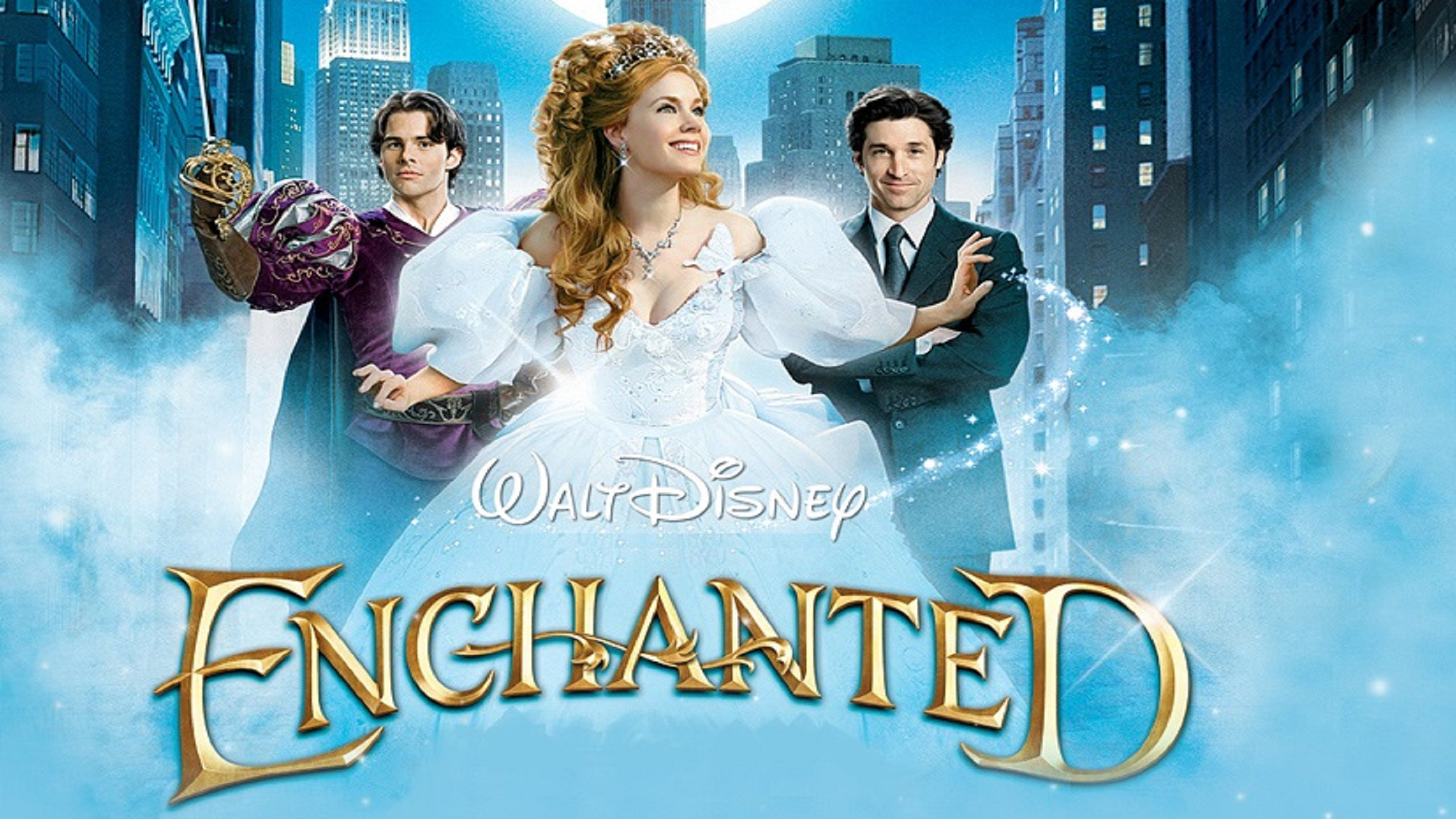 Enchanted 2007 wallpaper and poster