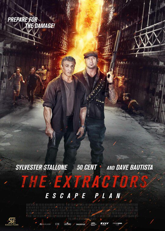 Escape Plan 3 the Extractors (2019)