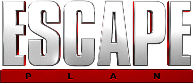 Escape Plan logo transparent