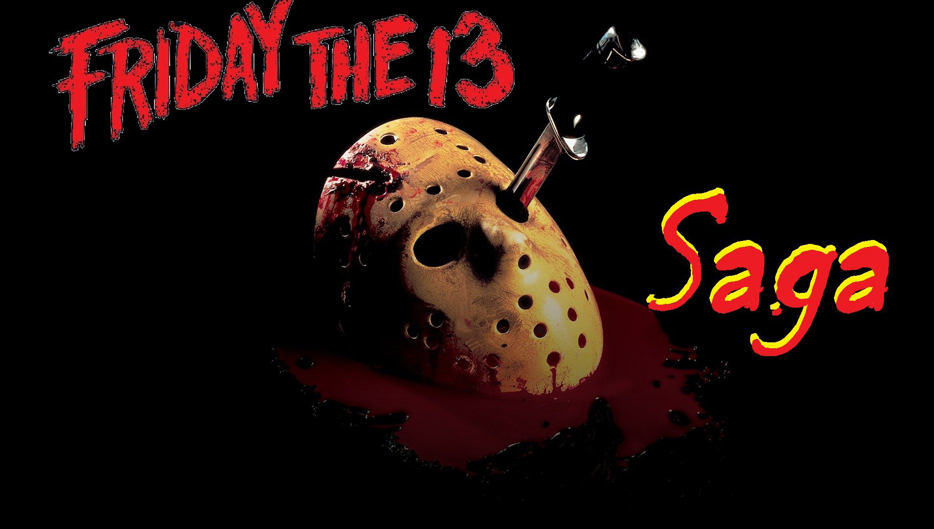 Friday the 13th Saga ... all screams
