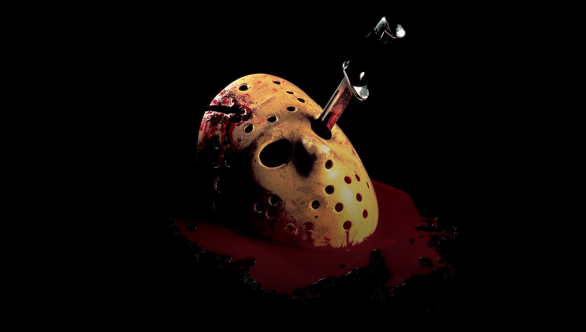 Friday the 13th Saga - Jason Mask