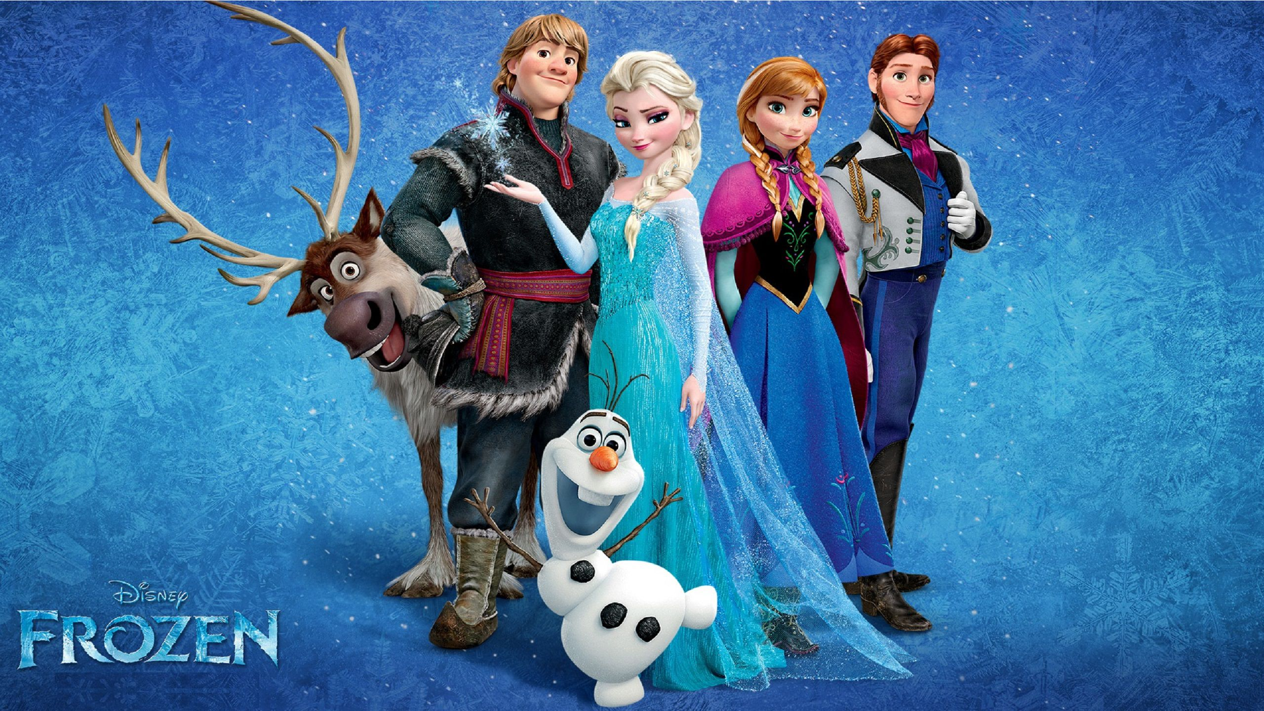 Frozen wallpaper & poster