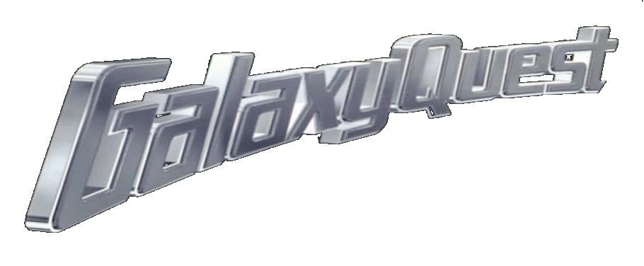 Galaxy Quest 1999 transparent logo
