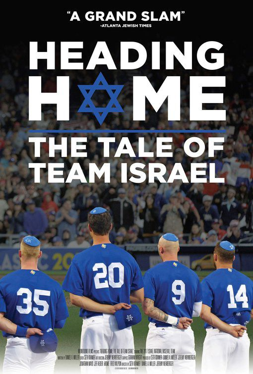Heading Home the Tale of Team Israel (2018)