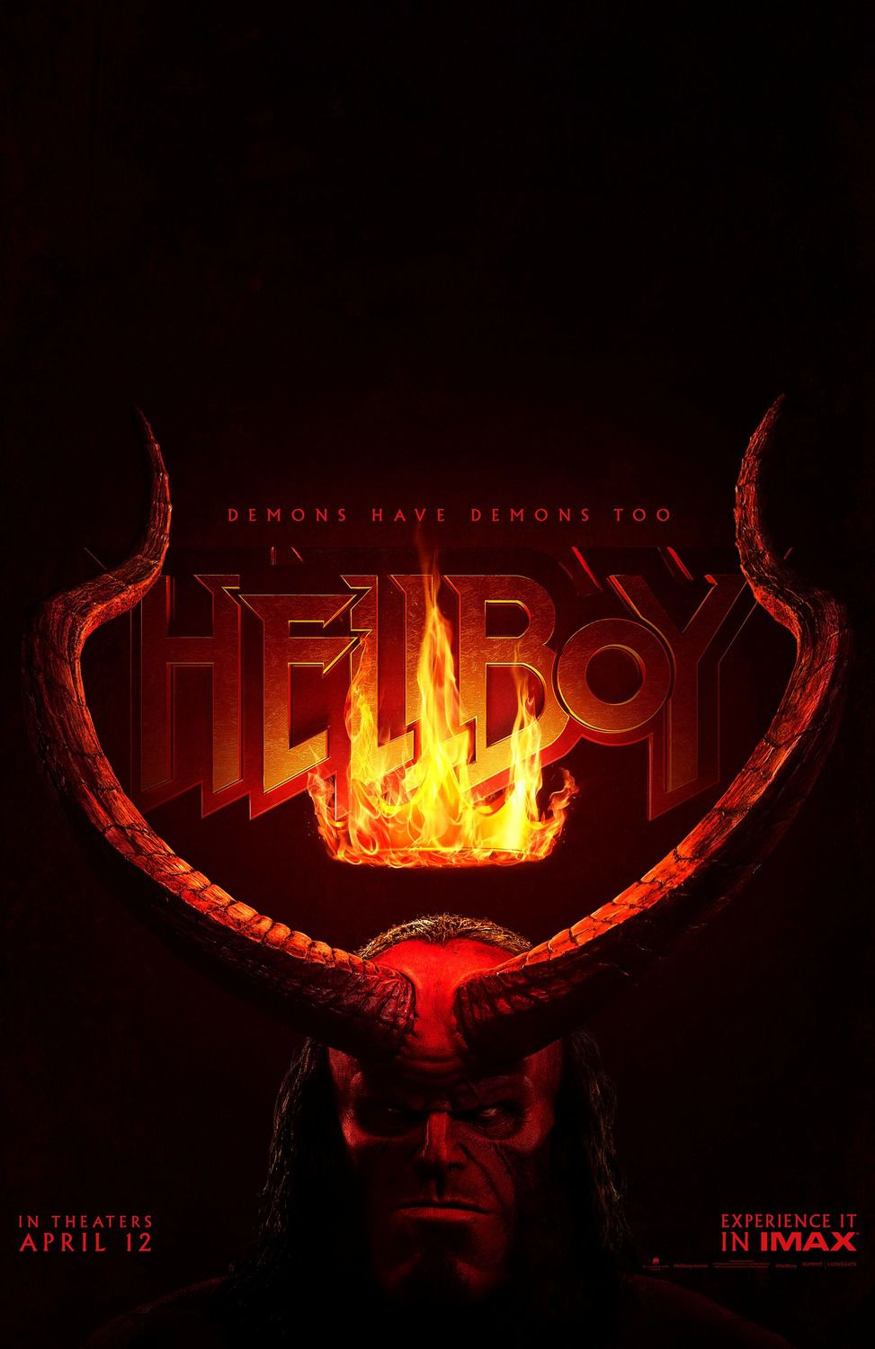 Hellboy (2019) Demons have demons too