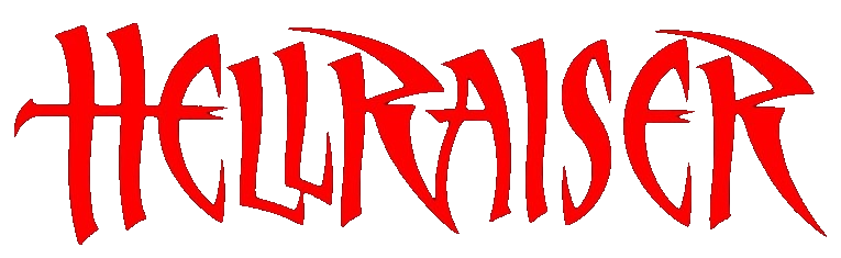 Hellraiser Transparent Logo