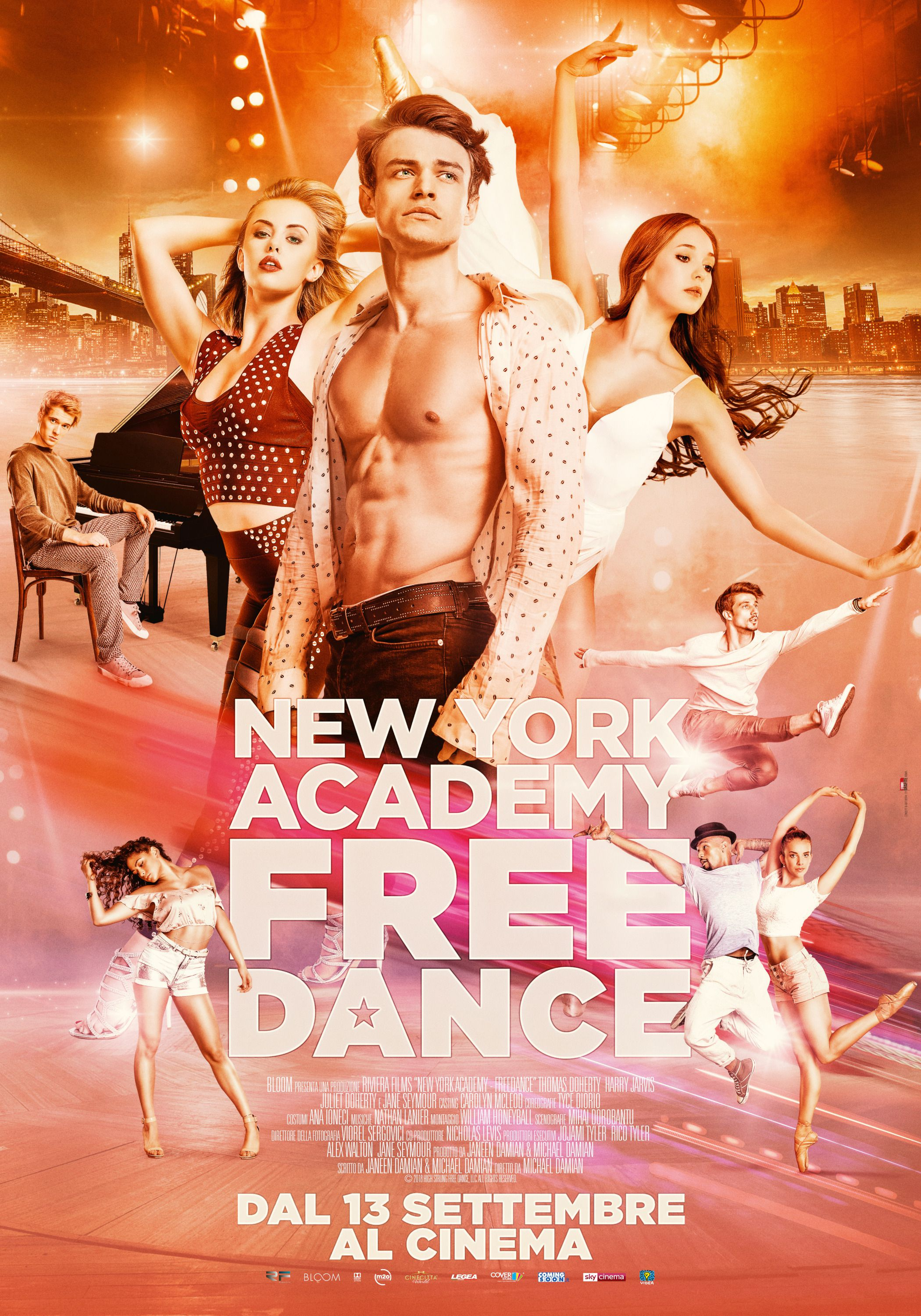 High Strung Free Dance - New York Academy Free Dance (2018)