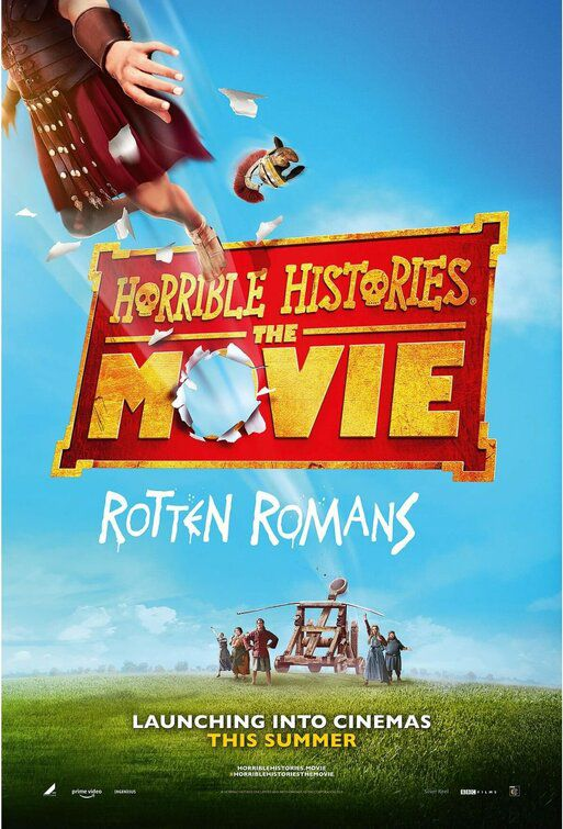 Horrible Histories the Movie (2019)