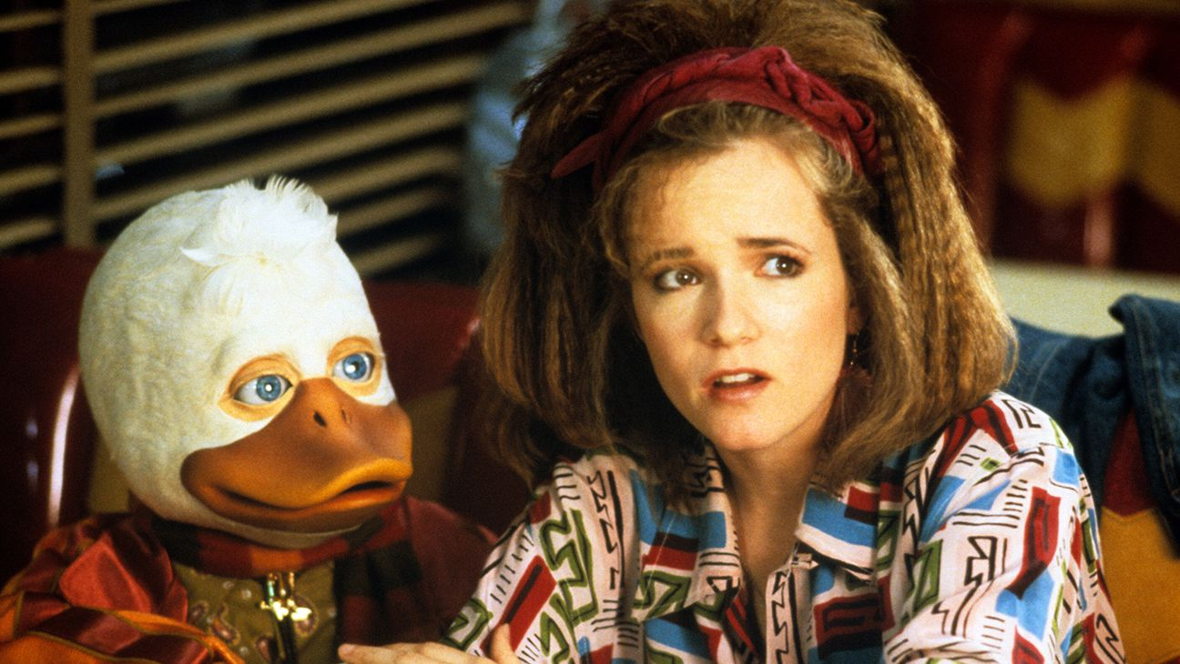 Howard The Duck 1986 together