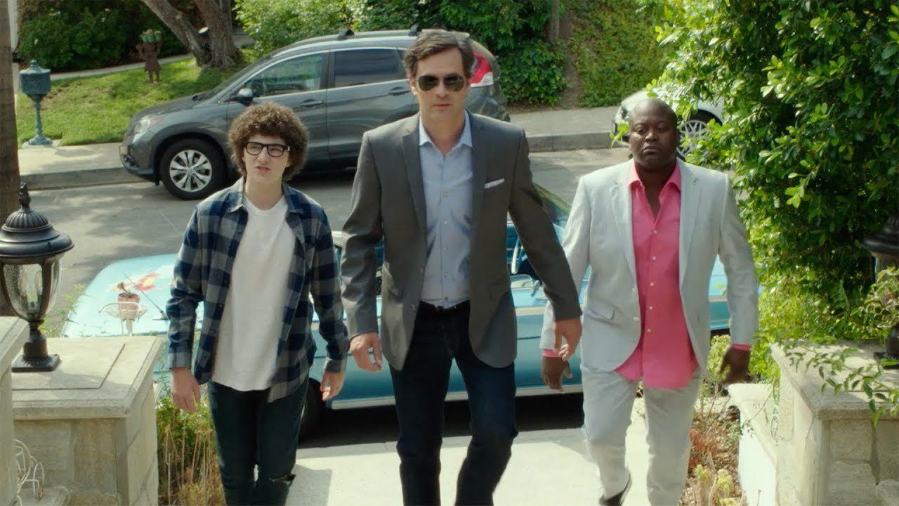 I Hate Kids 2019 - Tom Everett Scott, Tituss Burgess - Comedy Movie Scene