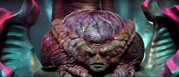 Invaders from Mars (remake 1986) Alien Mind