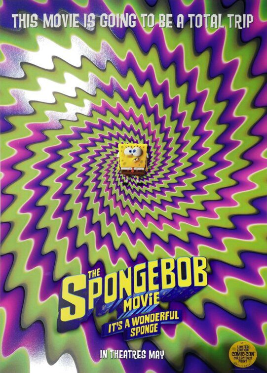 It's a Wonderful Sponge (2020)