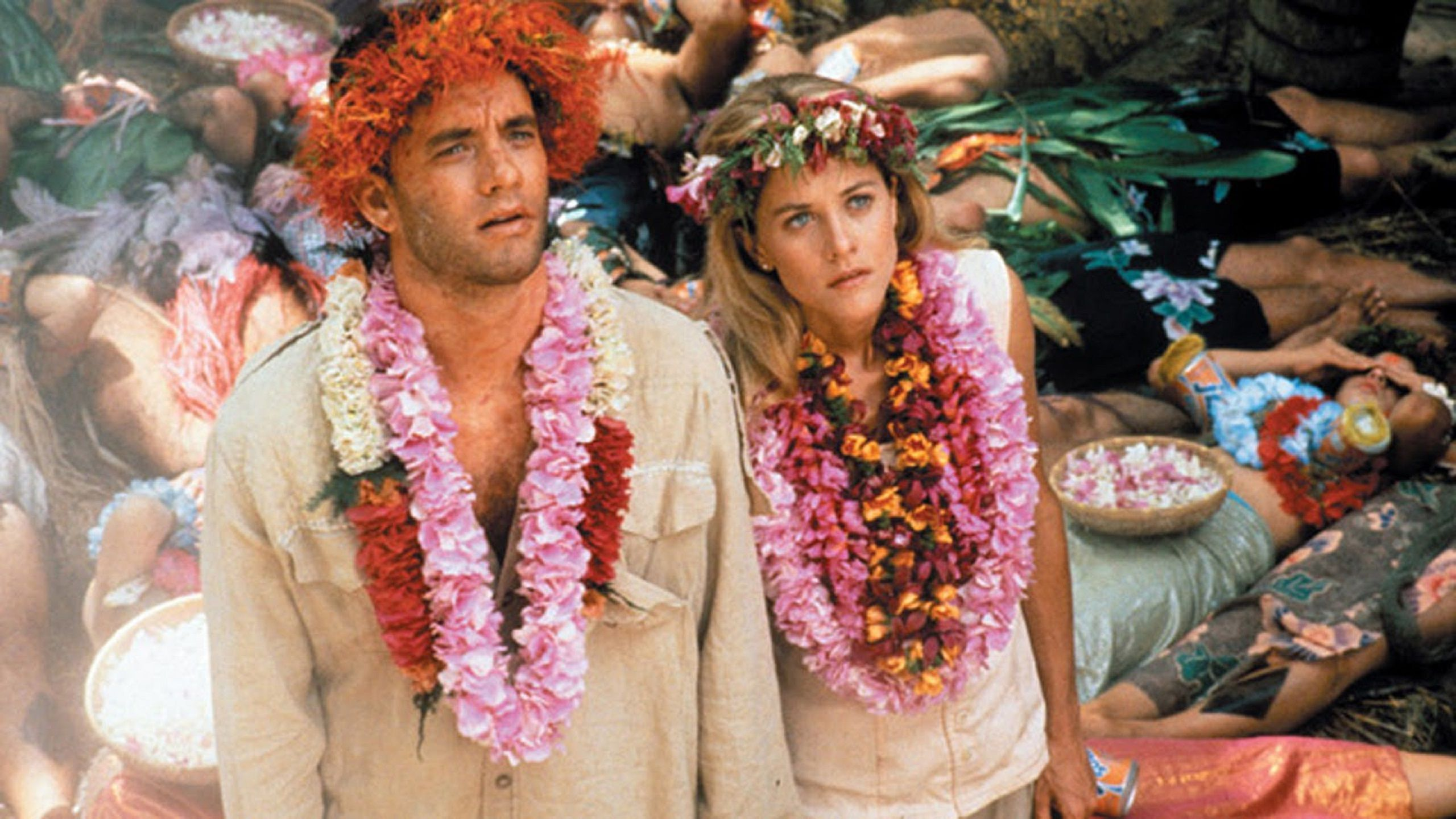 Joe versus the Volcano - Joe contro il Vulcano (1990) Tom Hanks & Meg Ryan