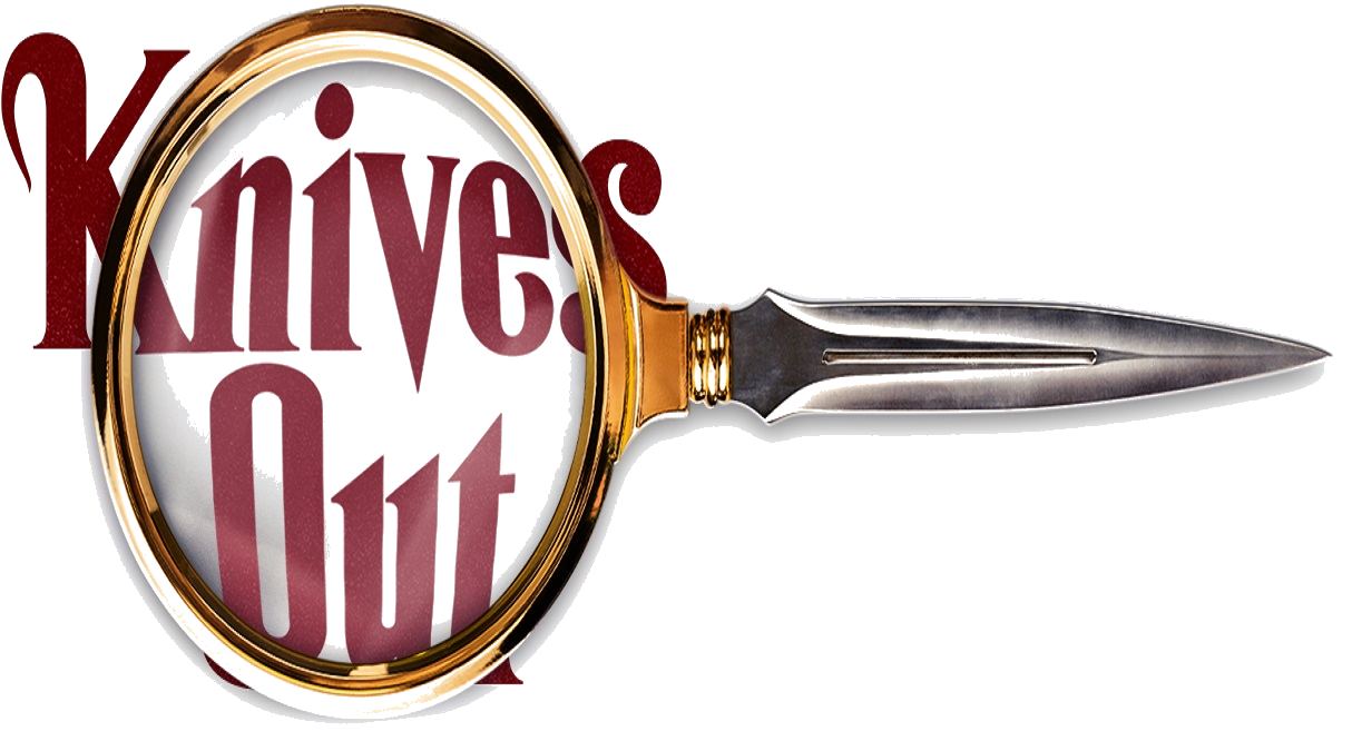 Knives Out (2019) logo transparent