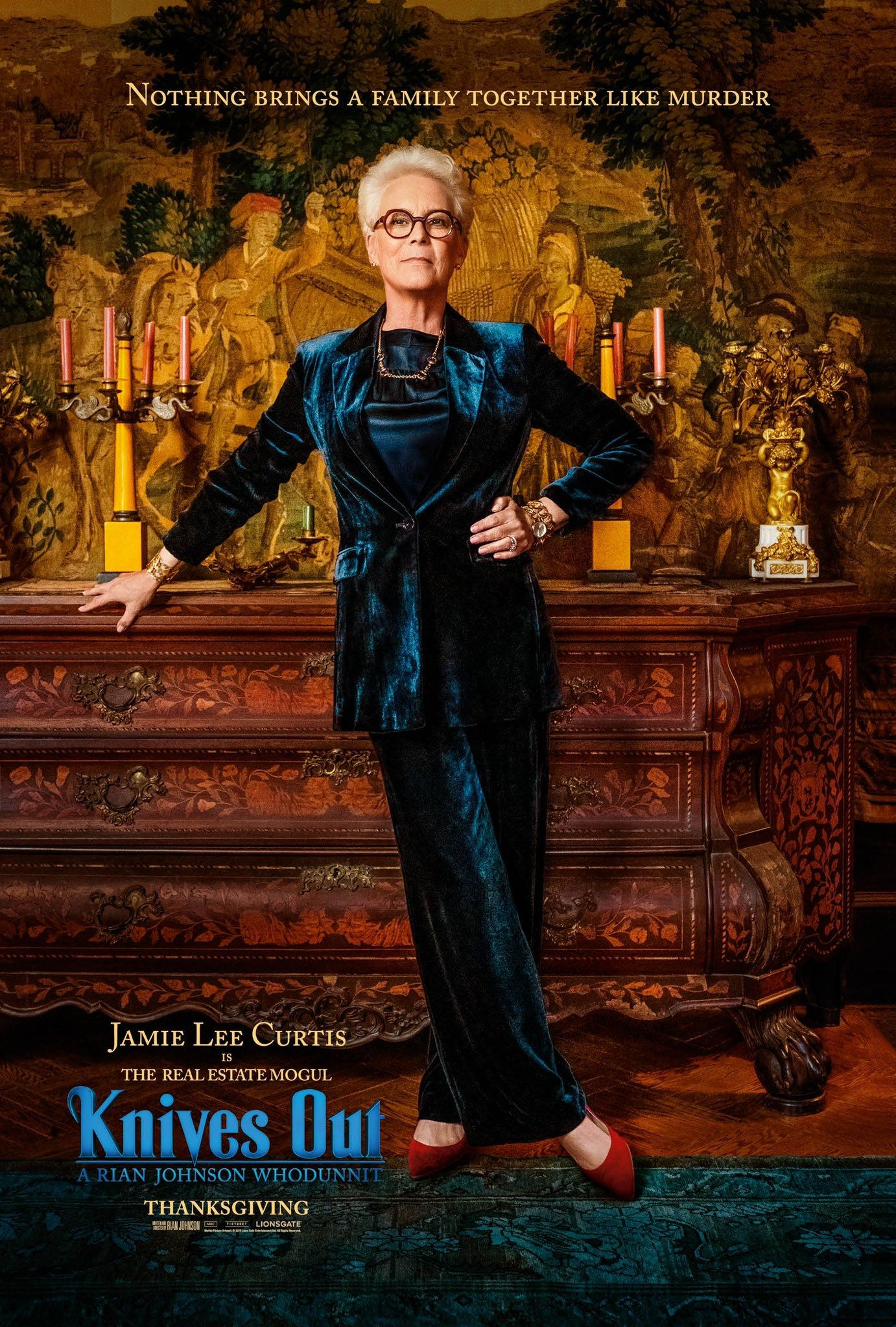 Jamie Lee Curtis is the Real Estate Mogul