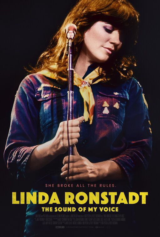 Linda Ronstadt the Sound of My Voice (2019)
