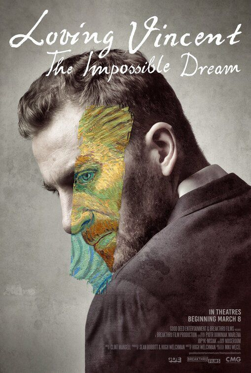 Loving Vincent the Impossible Dream (2019)
