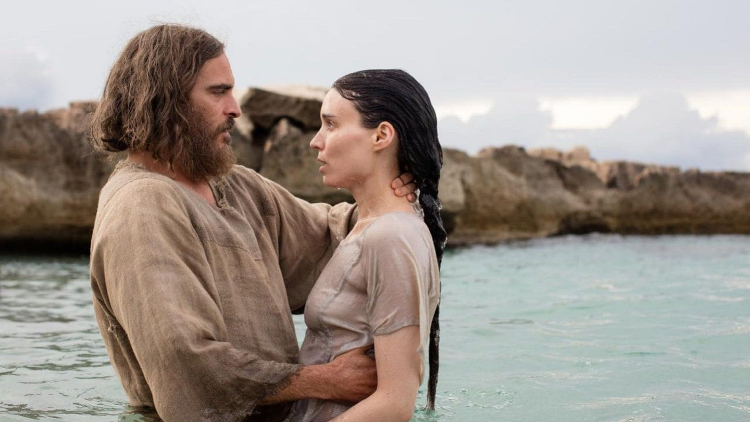 Mary Magdalene (2019) and Jesus