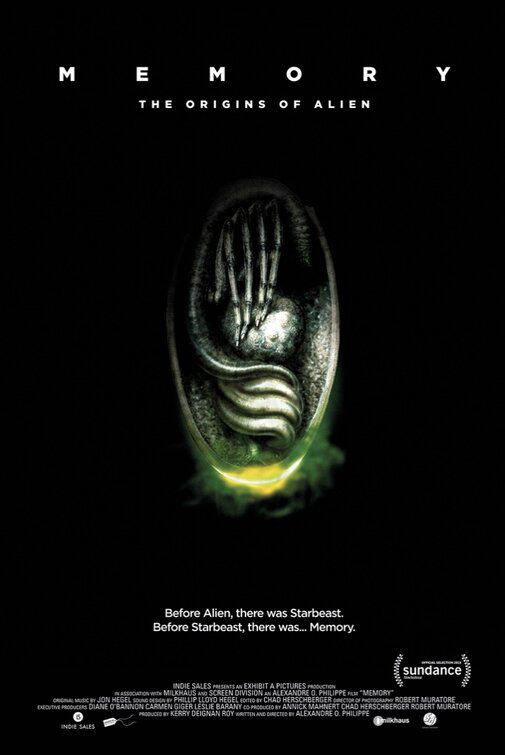 Memory the Origins of Alien (2019)