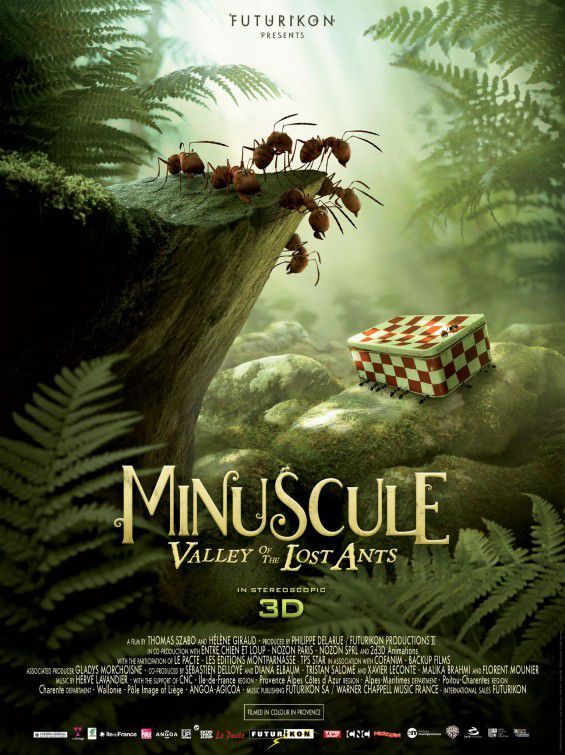 Minuscule Valley of the Lost Ants - Minuscule la Vallee des Fourmis Perdues (2013)
