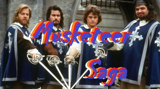 Musketeer, Moschettieri Saga ... all adventures
