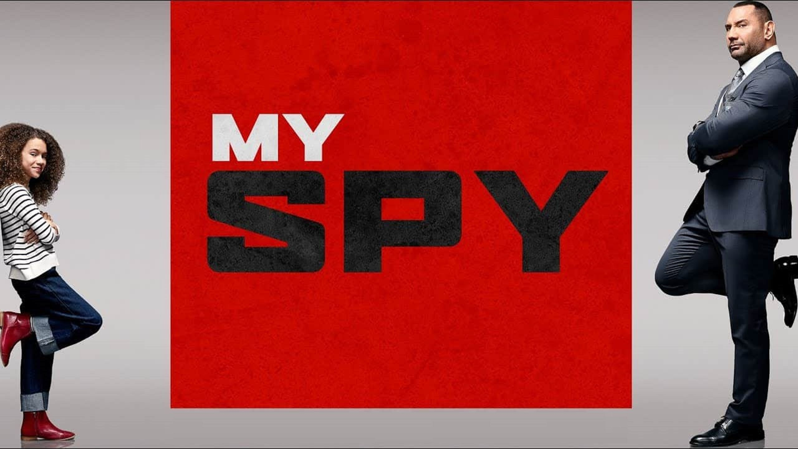 My Spy (2019) funny comedy with Dave Bautista