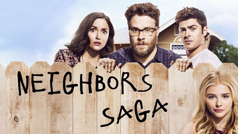 Neighbors Saga - Cattivi Vicini Saga