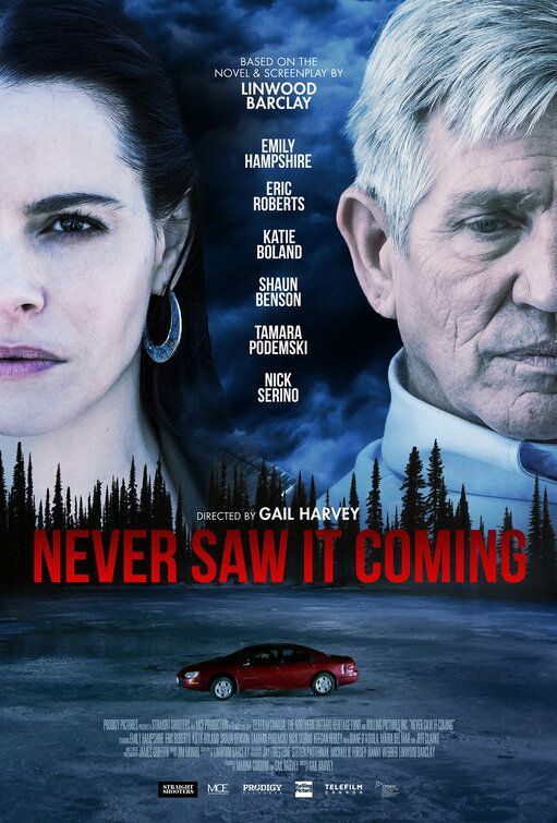 Never Saw It Coming (2018)