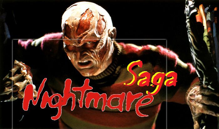 Freddy's Nightmare Saga  ...  all scary horror