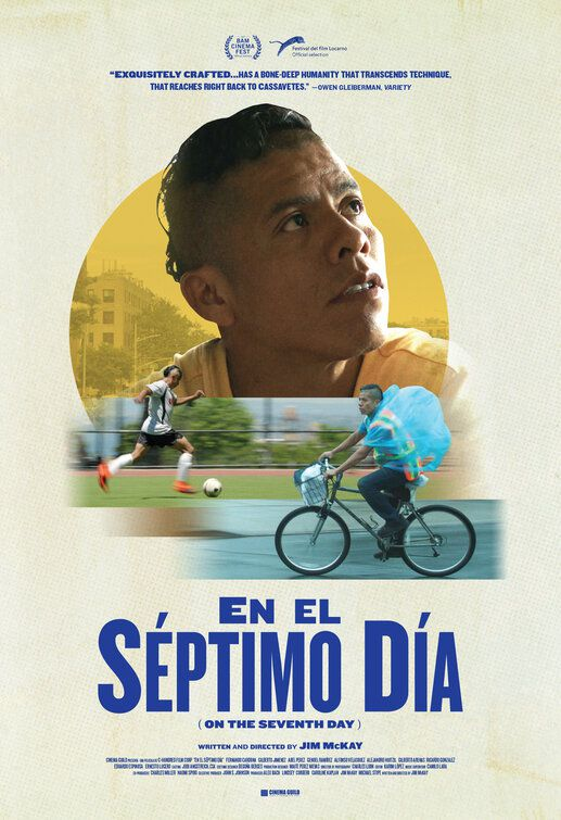 On the Seventh Day - En el Septimo Dia - Al Settimo Giorno (2018)