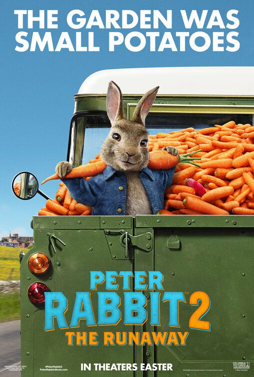 Peter Rabbit 2 the Runaway (2020)