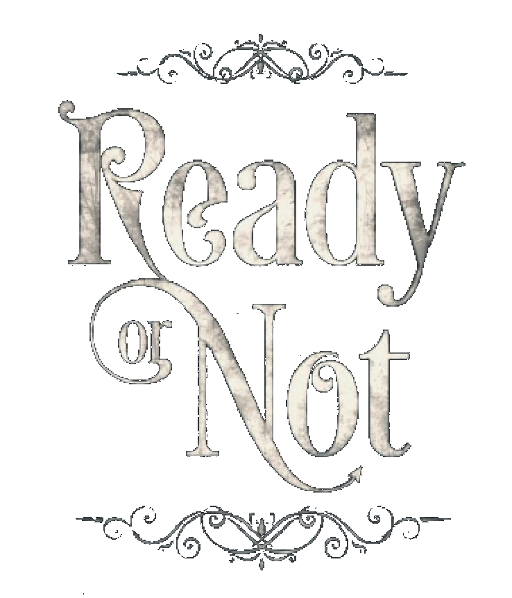 Ready or Not 2019 logo transparent